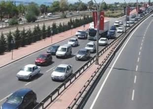 Bazı yollar Pazar günü trafiğe kapatılacak