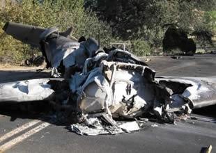 Fransa'da küçük uçak düştü: 4 ölü