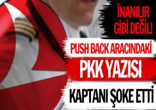 Türk Hava Yolları pilotu uçağı kaldırmadı