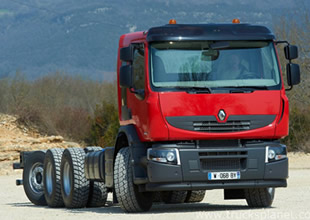 "Renault Trucks'da ""Şimdi al 2013'te öde"""