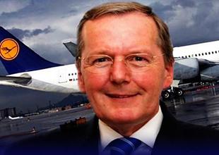 Lufthansa'dan Türkiye'ye yeni müdür