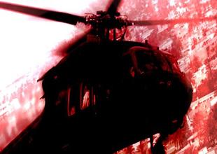 Suriye'ye ait 10 helikopter imha edildi