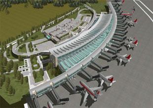 Esenboğa Havalimanı'nda seferler durdu
