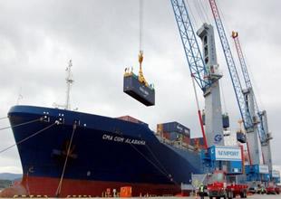 Dış ticaret açığı Temmuz'da 7.9 Milyar $