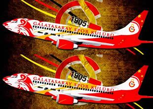 Galatasaray takımına özel uçak düşünüldü