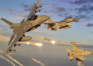 Gazze'ye hava saldırısı: 2 yaralı