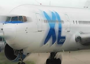 Yolcu uçağı büyük tehlike atlattı