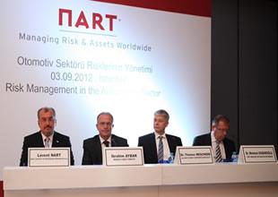 NART Risk Management Forum dün gerçekleşti
