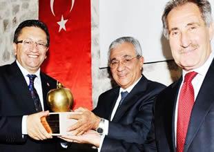 2012 Dünya Turizm Oscarı!