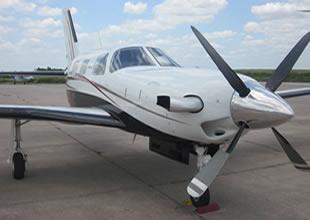 Piper M serisi uçak alana ücretsiz eğitimi verecek