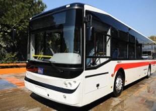 İzmir'in son model otobüsleri teslim alındı