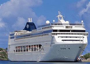 Kruvaziyer turizminde 500 bin yolcuya ulaştı