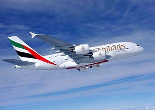 Emirates ve Airbus, A380'i İstanbul'da sergiliyor