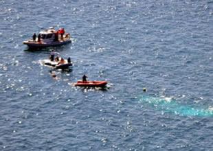 Ege'de kaçak teknesi battı, çok sayıda kayıp