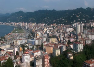 Trabzon, havzanın lojistik merkezi olsun