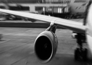 Air France'ın uçağı böyle pas geçti