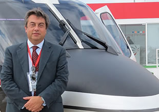 AgustaWestland, Airex Fuarı'nda tanıtılacak