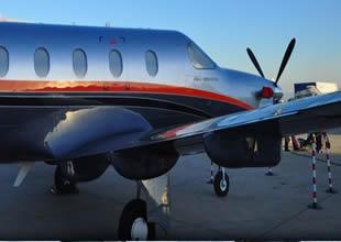Pilatus PC-12 NG özel jetlerinin tanıtımı yaptı