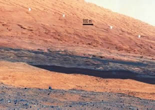 Mars'ta nefes kesen yarış başladı
