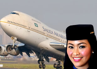 Arap Havayolları, Türkiye'den hostes alacak