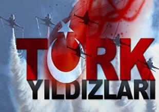Türk yıldızları gösteri uçuşu düzenleyecek