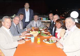 IALA Yönetimi DenizHaber'i ziyaret etti