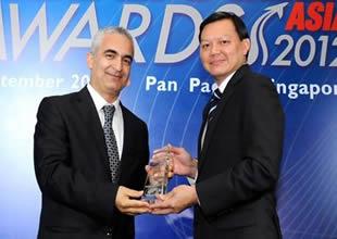 Turkish Cargo'ya yılın kargo taşıyıcısı ödülü