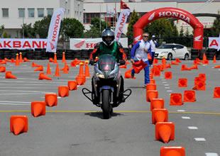 Honda Gymkhana Beylikdüzü'nde başlıyor