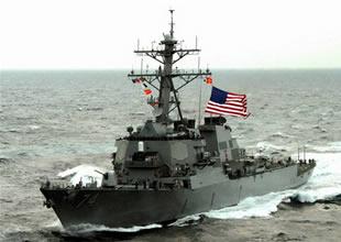 ABD Libya'ya iki savaş gemisi gönderdi