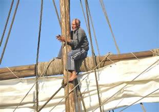 Kaçak ava isyan eden balıkçı intihara kalkıştı