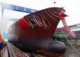 Çinli şirketten 4 yeni LNG tankeri sipariş verildi