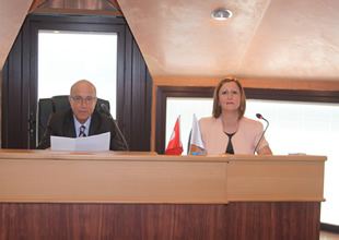 DTO toplantısında terör olayları konuşuldu