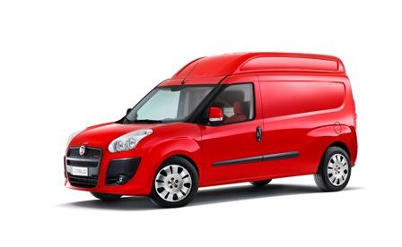 Fiat Doblo Hannover Fuarına katılıyor