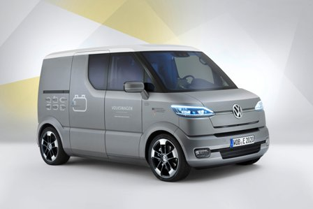 Volkswagen Ticari Araç'tan gövde gösterisi