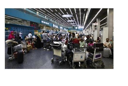 Libya'da yaşanan olaylar uçuşları etkiledi