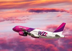Wizz Air,Tel Aviv'e iki yeni güzergahını duyurdu