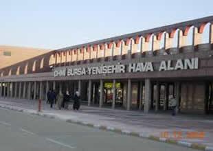 Bursa Havalimanı'nda inceleme gezisi düzenledi