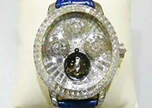 1,7 Milyon $ kol saati Rusya gümrüğüne takıldı