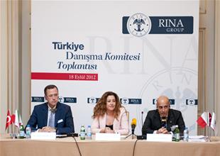 RINA Türkiye Danışma Komitesi toplandı