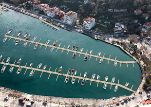 Tarabya ve İstinye tekne parklar yarın açılıyor
