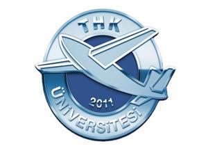 Türk Hava Kurumu Üniversitesi'nin sloganı