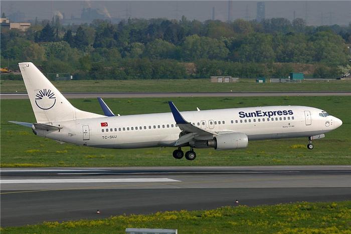 Sunexpress Havayolları, tur operatörü oldu