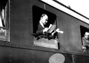 Demiryolunda rekor hala Atatürk'te