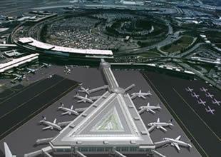 TSA , Newark-Liberty Havaalanı'nda Başlıyor