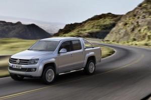 Volkswagen Amarok'ı Türkiye pazarına sunuyor