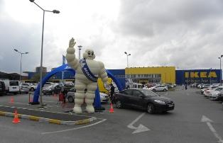 Michelin, lastikte hava basıncını anlatacak