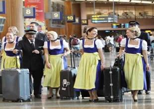 Lufthansa mevsim için hazırlıklarını tamamladı