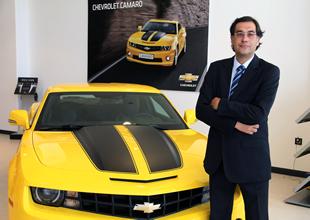 Chevrolet'nin satış lokomotifi başkent oldu