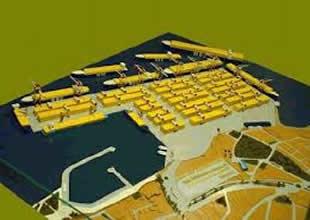 Asyaport, 14 bin TEU gemilere hizmet verecek