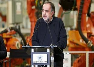 Fiat  CEO'su: 'İtalya'da Fiat krizi aşıldı'
